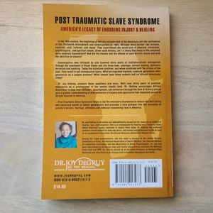 Books Other - Post Traumatic Slave Syndrome book